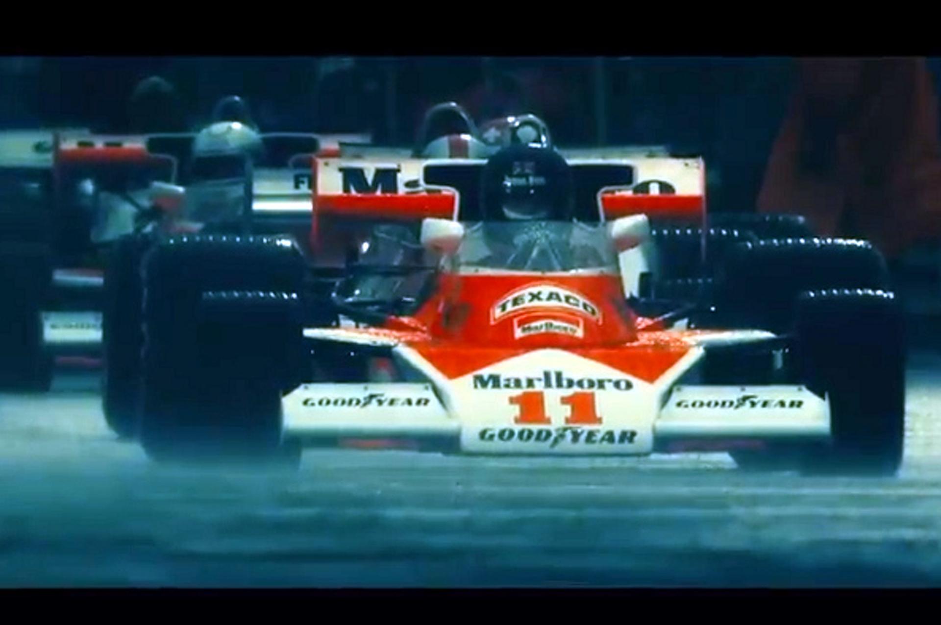Video: Ron Howard's RUSH Brings Back Racing Flicks