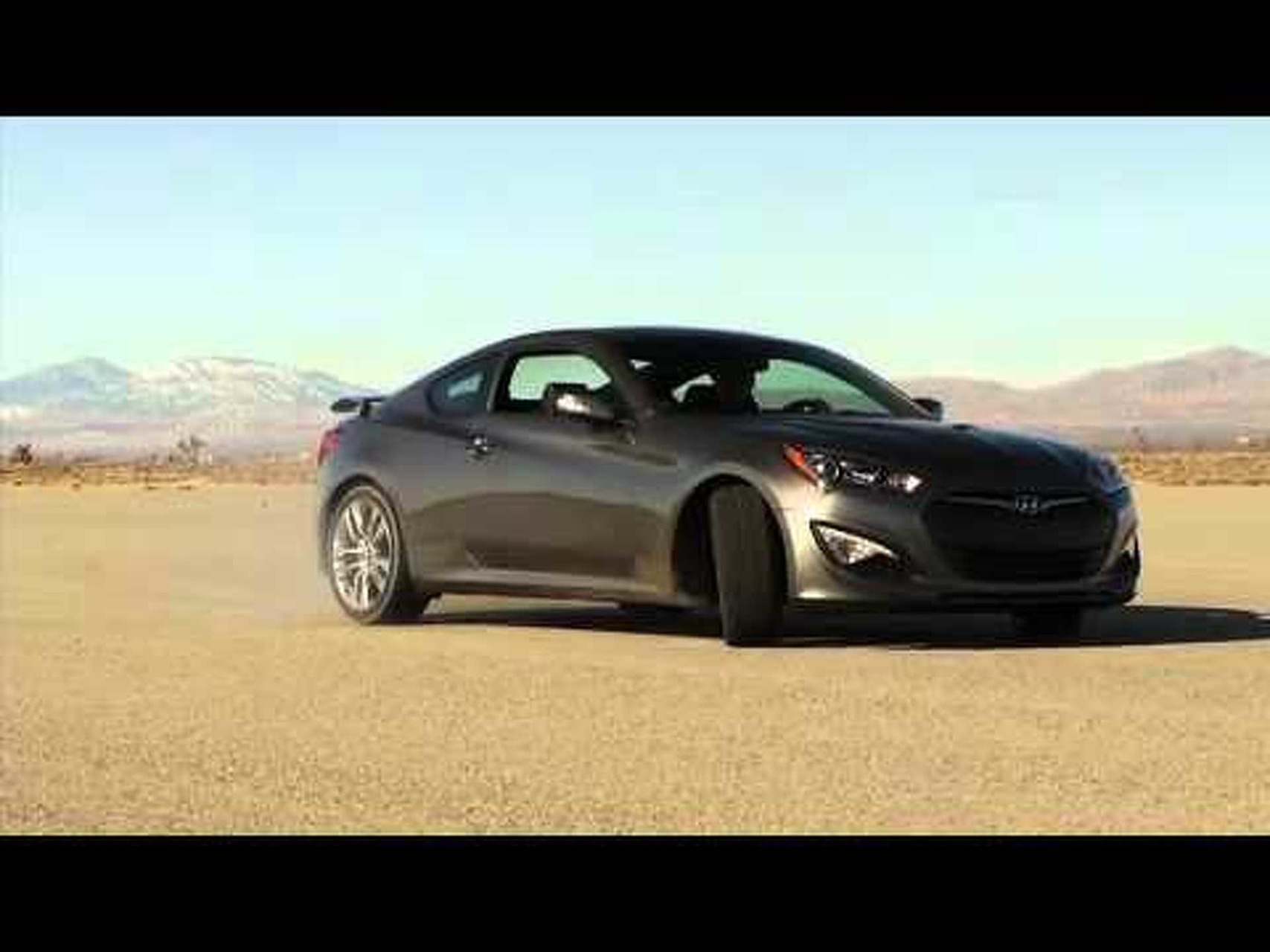 2013 Hyundai Genesis Coupe - Performance