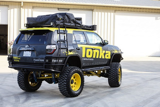 The TONKA 4Runner Is Your Inner Child's Dream Truck