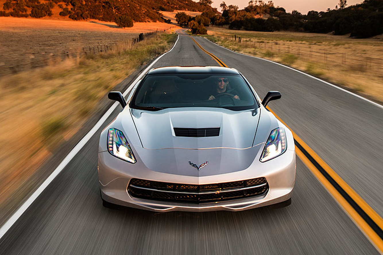 Chevrolet Trademarks Corvette 'Manta Ray' and Fuels Speculation