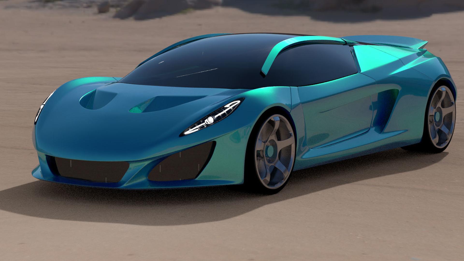 Keating Supercars teases the Berus ahead of 2017 debut