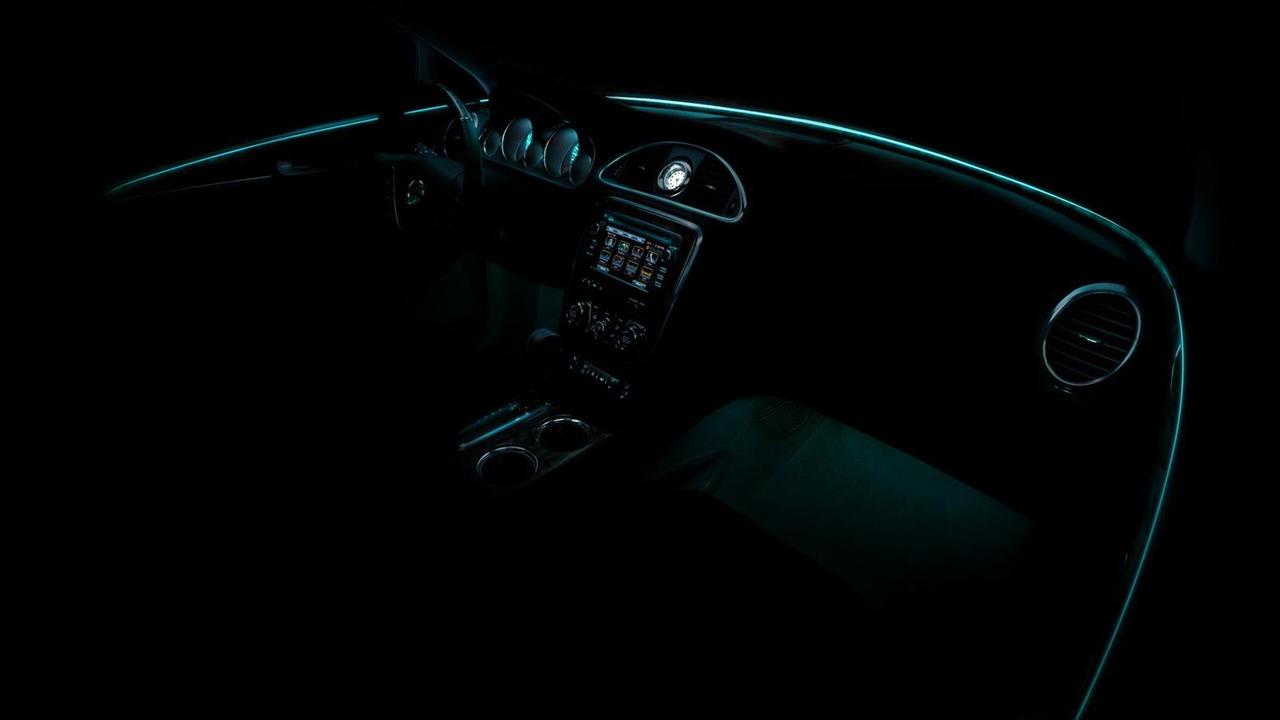 2013 Buick Enclave teaser image