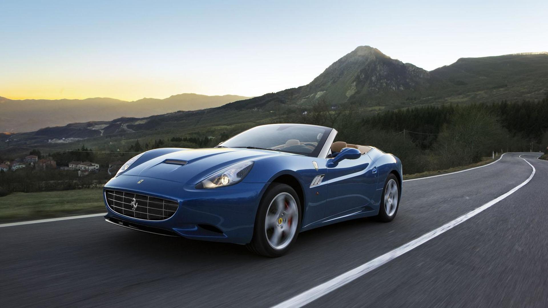 Next-gen Ferrari California could go turbo