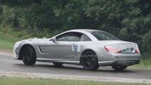 2013 Mercedes Benz SL63 AMG spy photos 31.01.2012