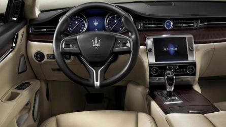 OFFICIAL: 2014 Maserati Quattroporte revealed [videos]