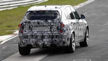 2014 BMW X5 M spy photo  / Automedia