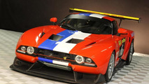 VDS GT 001 revealed, a Belgian supercar