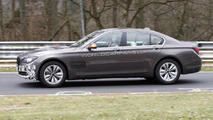2013 BMW 7-Series facelift spy photo 18.4.2012