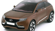 Lada XRAY concept