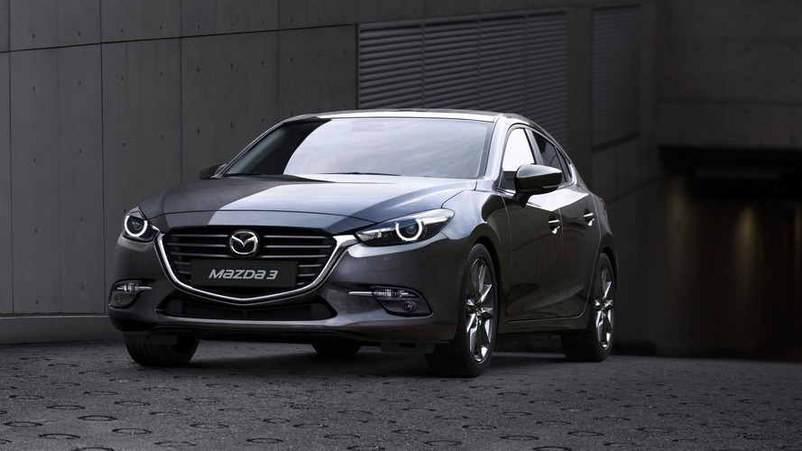 2017 Mazda3 facelift starts at £17,595 in U.K.