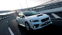 Subaru WRX S4 tS is a Japan-only Nurburgring attack model