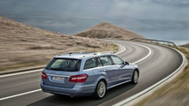 2010 Mercedes-Benz E-Class Wagon official photos - low res