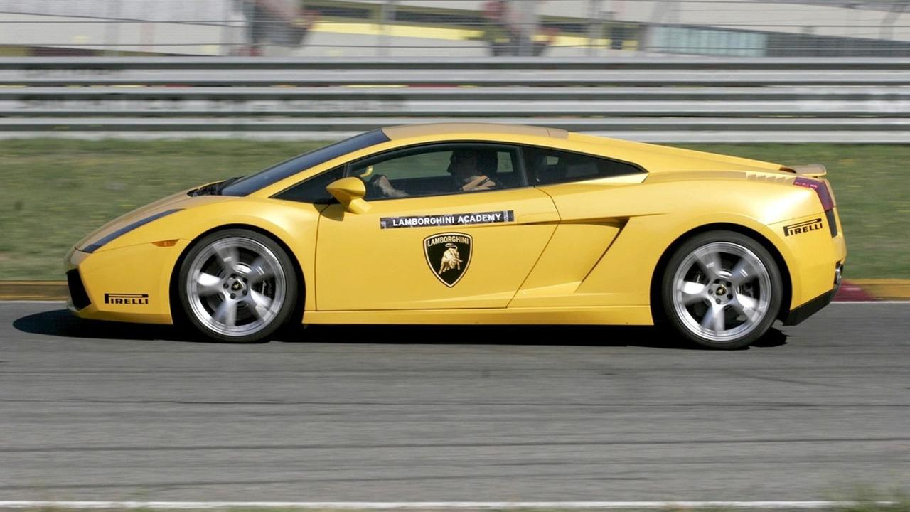 Lamborghini Track Academy 2008