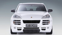 JE Design Progressor based on Porsche Cayenne
