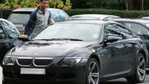 Footballer Ronaldo liquidating his car collection - after accepting £80 million bid from Real Madrid