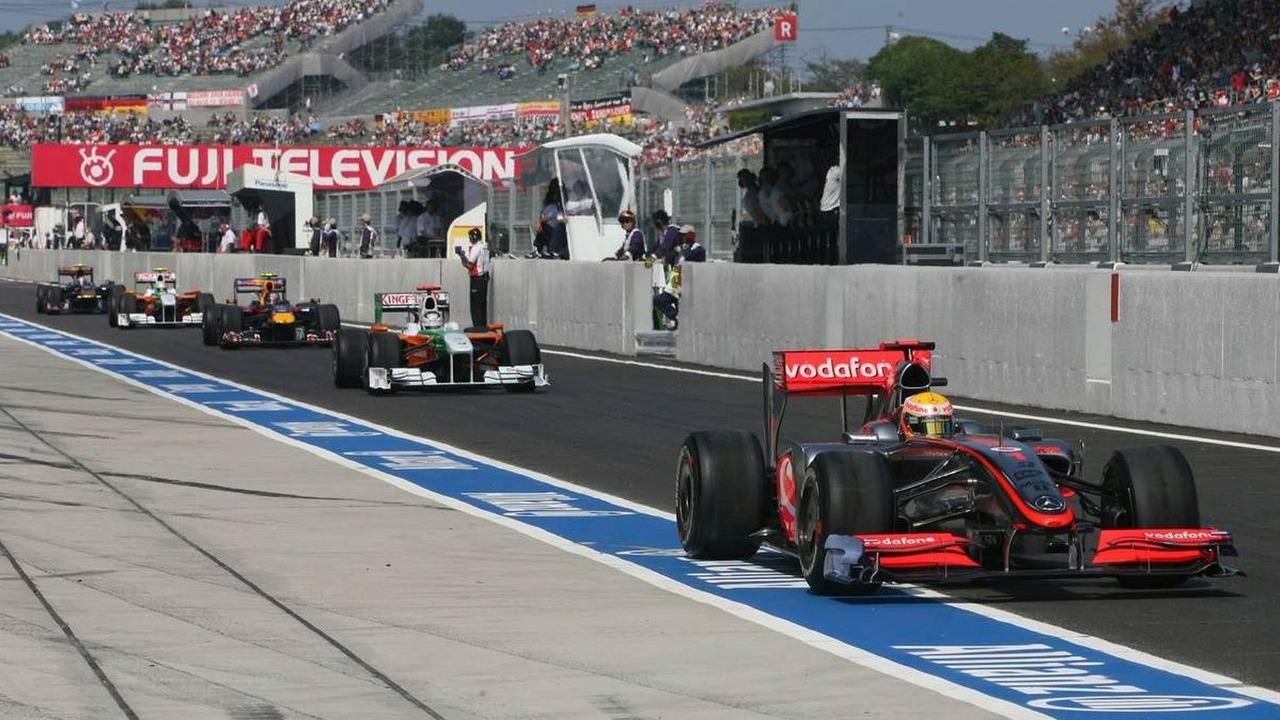 Lewis Hamilton (GBR), McLaren Mercedes, Japanese Grand Prix, Saturday Practice, Suzuka, Japan, 03.10.2009