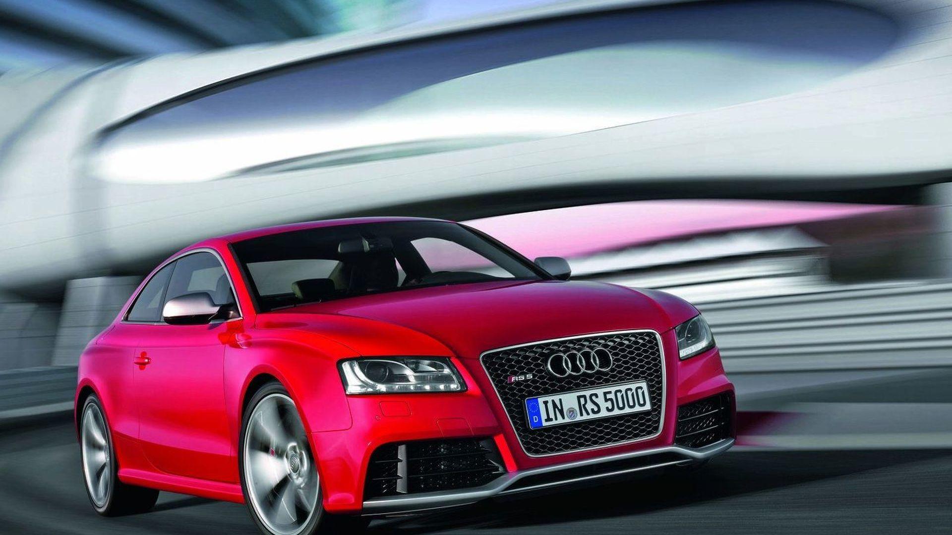 Audi RS5 Confirmed for U.S. - rumors