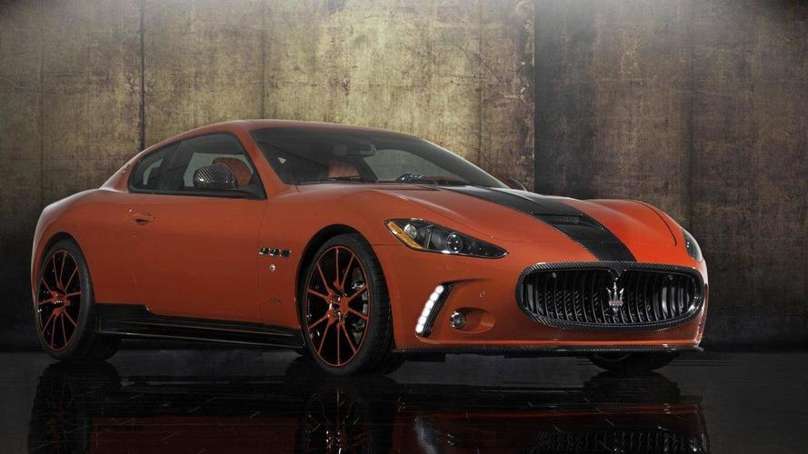 Maserati GranTurismo by Mansory