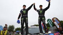 Krzysztof Holowczyc (PL) Xavier Panseri (FR) - MINI ALL4 Racing # 306