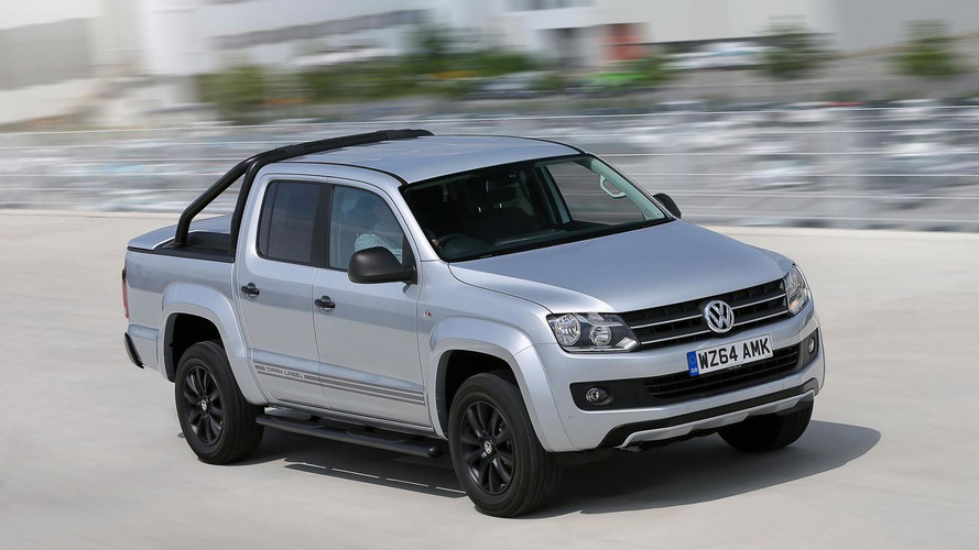Volkswagen Amarok Dark Label Edition announced for the U.K.