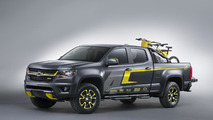 Chevrolet Colorado Performance concept ready for SEMA