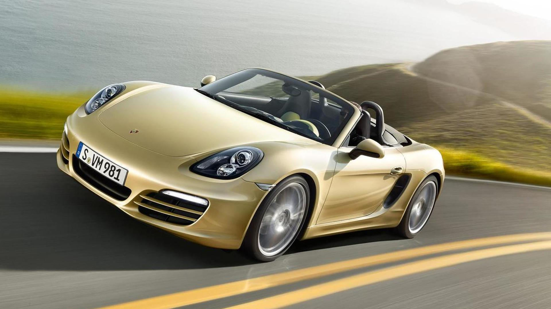 Porsche 718 not happening, Boxster to remain entry-level model