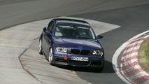 SPY PHOTOS: More Revealing BMW 1 Series Coupe
