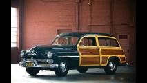 Ford Model B Woodie Station Wagon