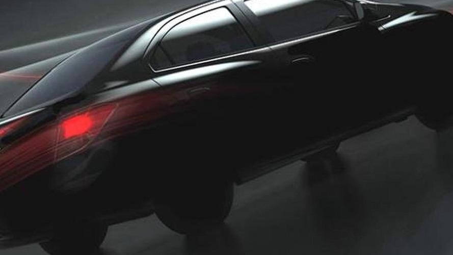 Brazil-bound Chevrolet Prisma sedan teased