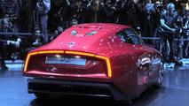 Volkswagen XL1 production version world debut