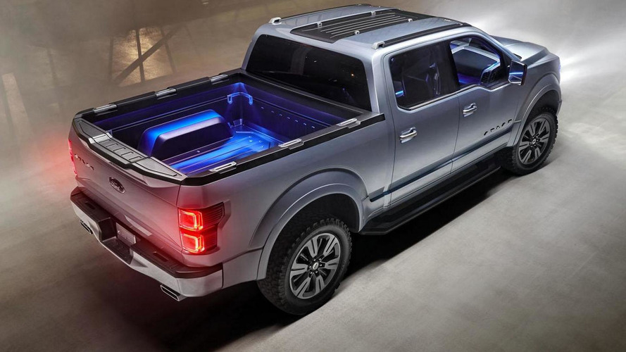 2015 Ford F-150 will feature 320 bhp 2.7-liter V6 twin-turbo EcoBoost engine - report