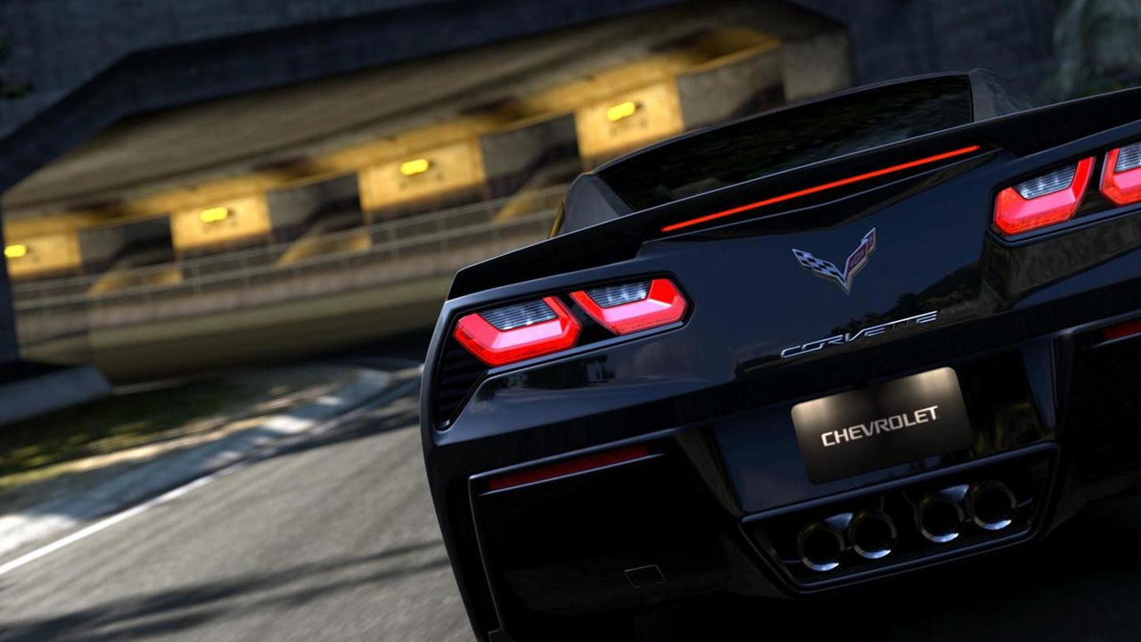 2014 Chevrolet Corvette Stingray in Gran Turismo 5