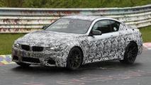 2014 BMW M4 Coupe spy photo