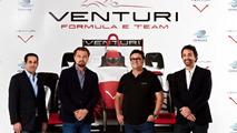 Leonardo DiCaprio & Venturi announce plans for a joint Formula E team [video]