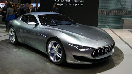 2019 Maserati EV won't go after Tesla