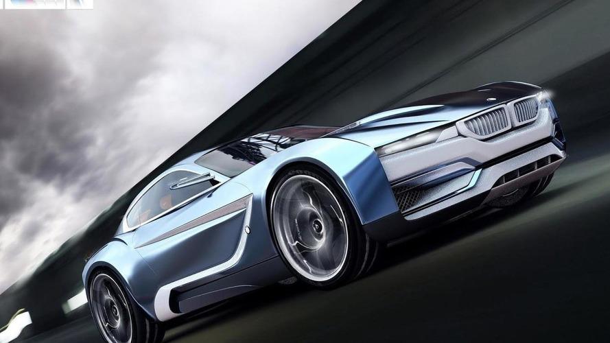 BMW M3i Concept digitally imagined