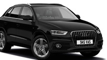 Audi UK launches Q3 with 1.4-liter TFSI engine, adds S Line Plus trim