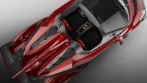 Lamborghini Veneno Roadster leaked photo 18.10.2013