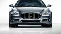 Maserati Quattroporte Facelift Revealed