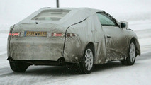 Renault Laguna Coupe Spied Again