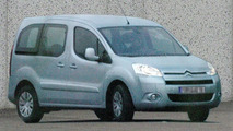 Citroen Berlingo Spied Undisguised
