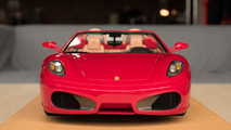 Unboxing our new $6,720 Ferrari F430 Spider