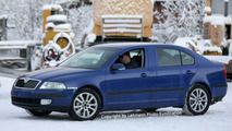 New Skoda Superb First Photos