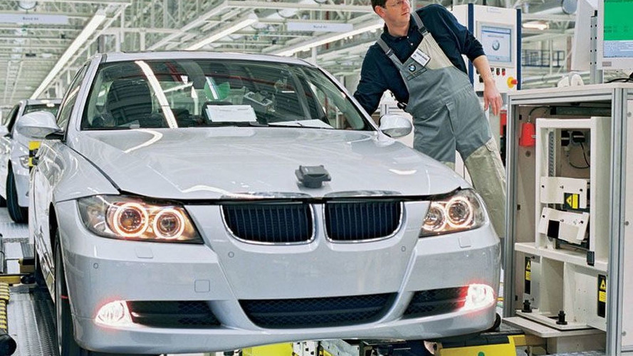 BMW workers in Munich caught stealing parts