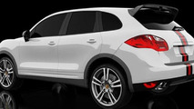 DMC Terra 650 based on Porsche Cayenne II, 800, 16.04.2012