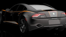 Fisker Karma for SEMA 23.10.2012