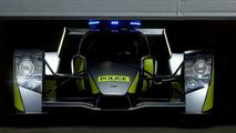 Caparo T1 Police Car