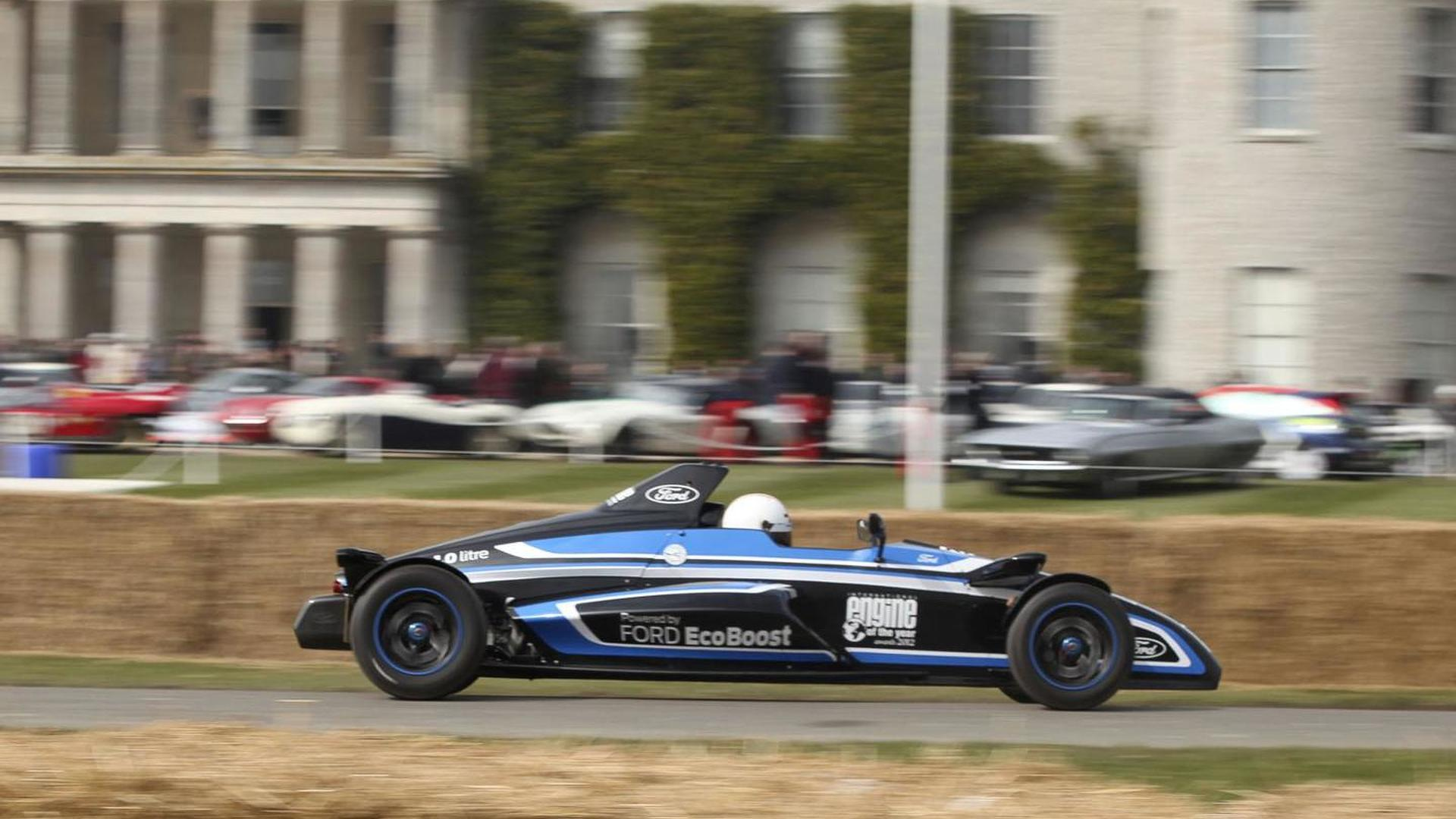 Street-legal Ford FF1 headed to Goodwood