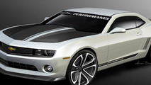 2014 Chevrolet Camaro facelift announced for New York Auto Show