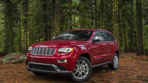 2014 Jeep Grand Cherokee revealed with 3.0-liter V6 diesel and eight-speed auto